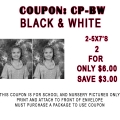 BW Coupon