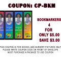 Bookmarkers Coupon